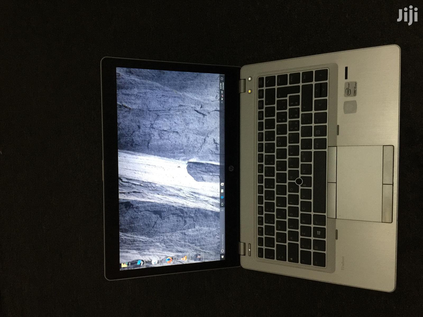 Archive: Laptop HP EliteBook Folio 9470M 6GB Intel Core I5 HDD 500GB