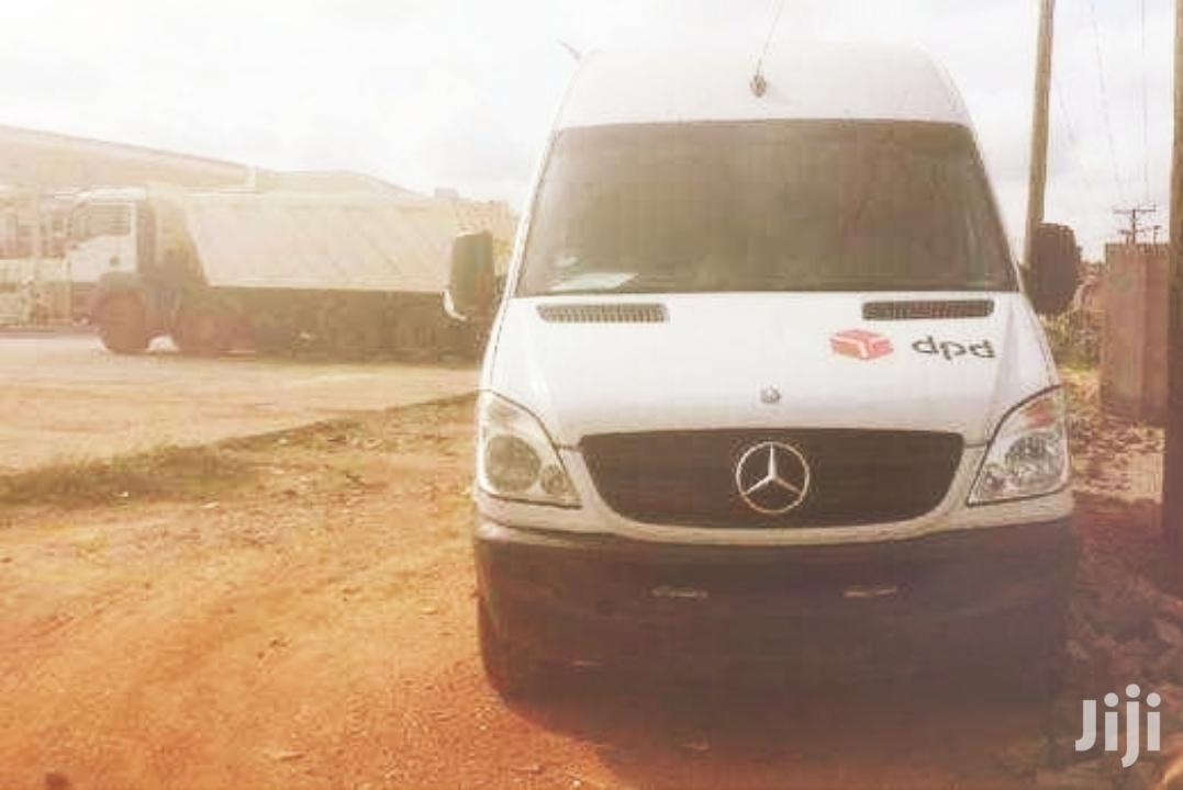 Foreign Used Mercedes-benz Sprinter   Buses & Microbuses for sale in Kumasi Metropolitan, Ashanti, Ghana