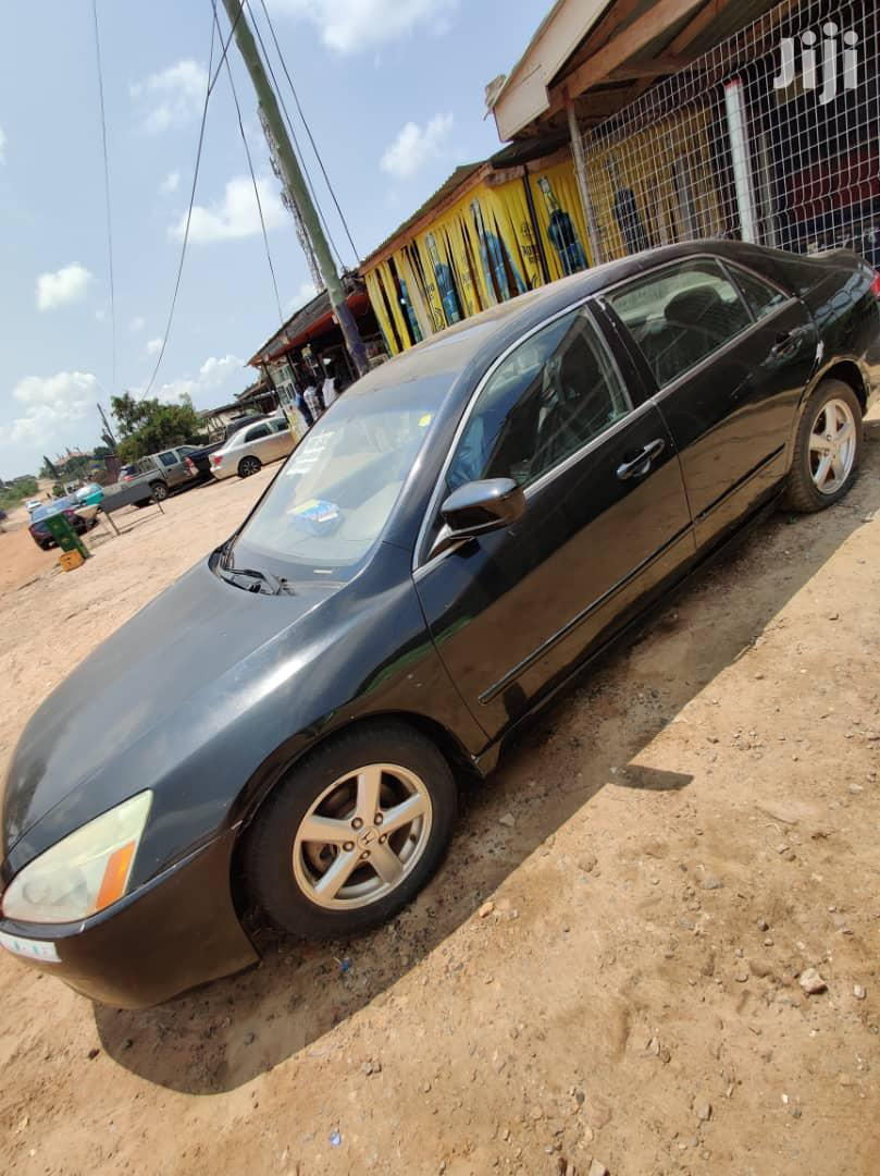 Honda Accord 2005 Automatic Black