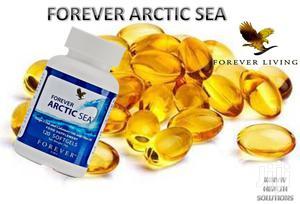 Forever Arctic Sea Omega 3 In Ghana | Vitamins & Supplements for sale in East Legon, Bawaleshie