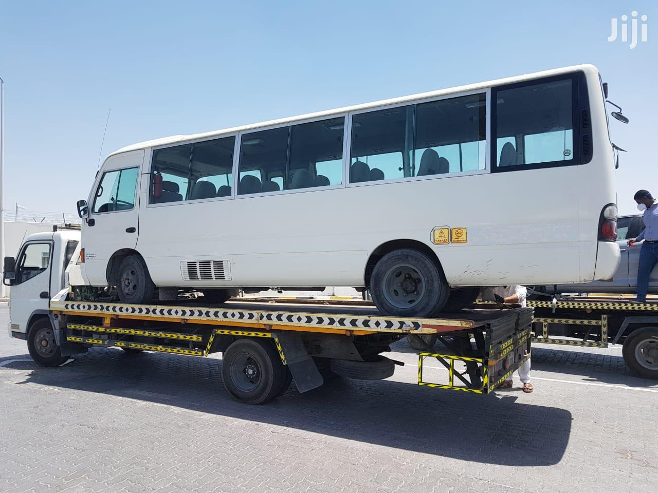 Archive: TOYOTA COASTER BUS 2007 For Sale