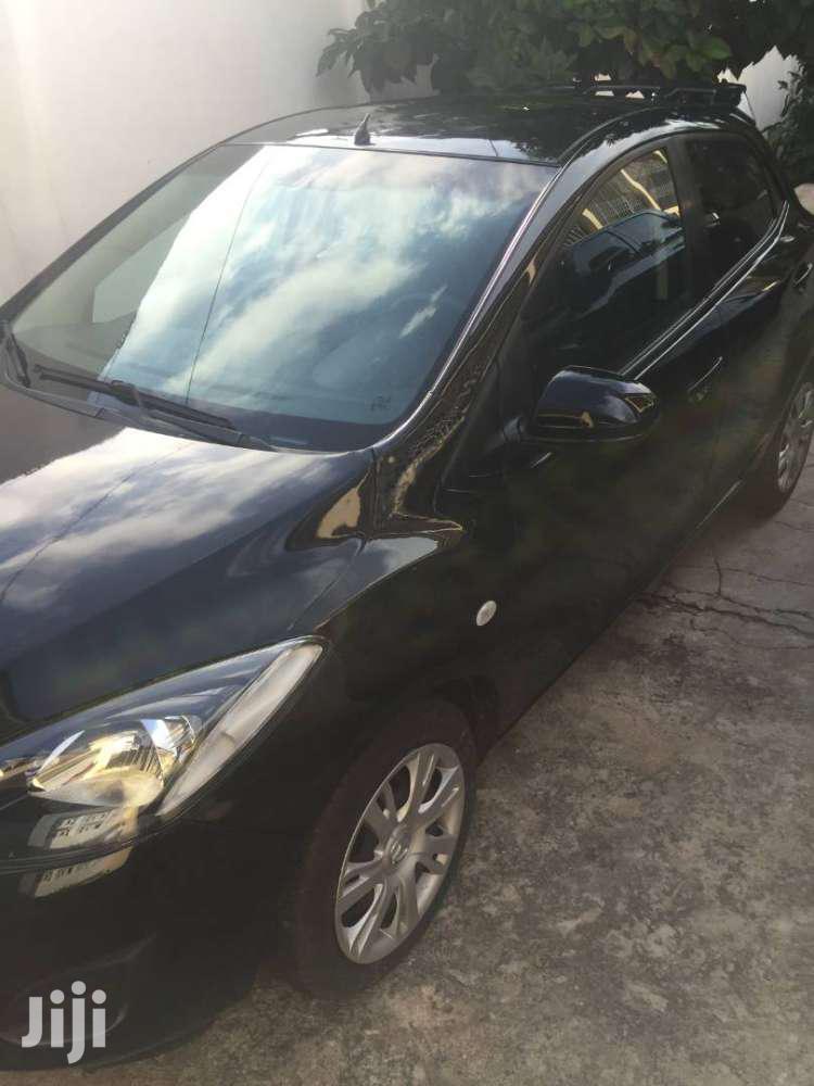 Mazda 2 2012 1.5 Sport Black