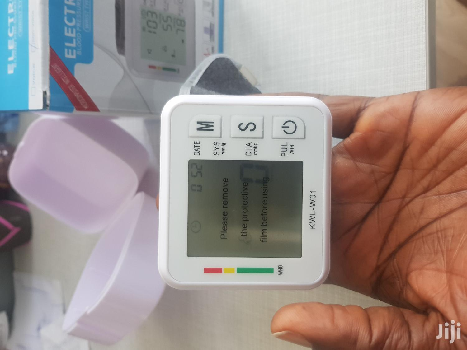 Blood Pressure Monitor | Tools & Accessories for sale in Tema Metropolitan, Greater Accra, Ghana