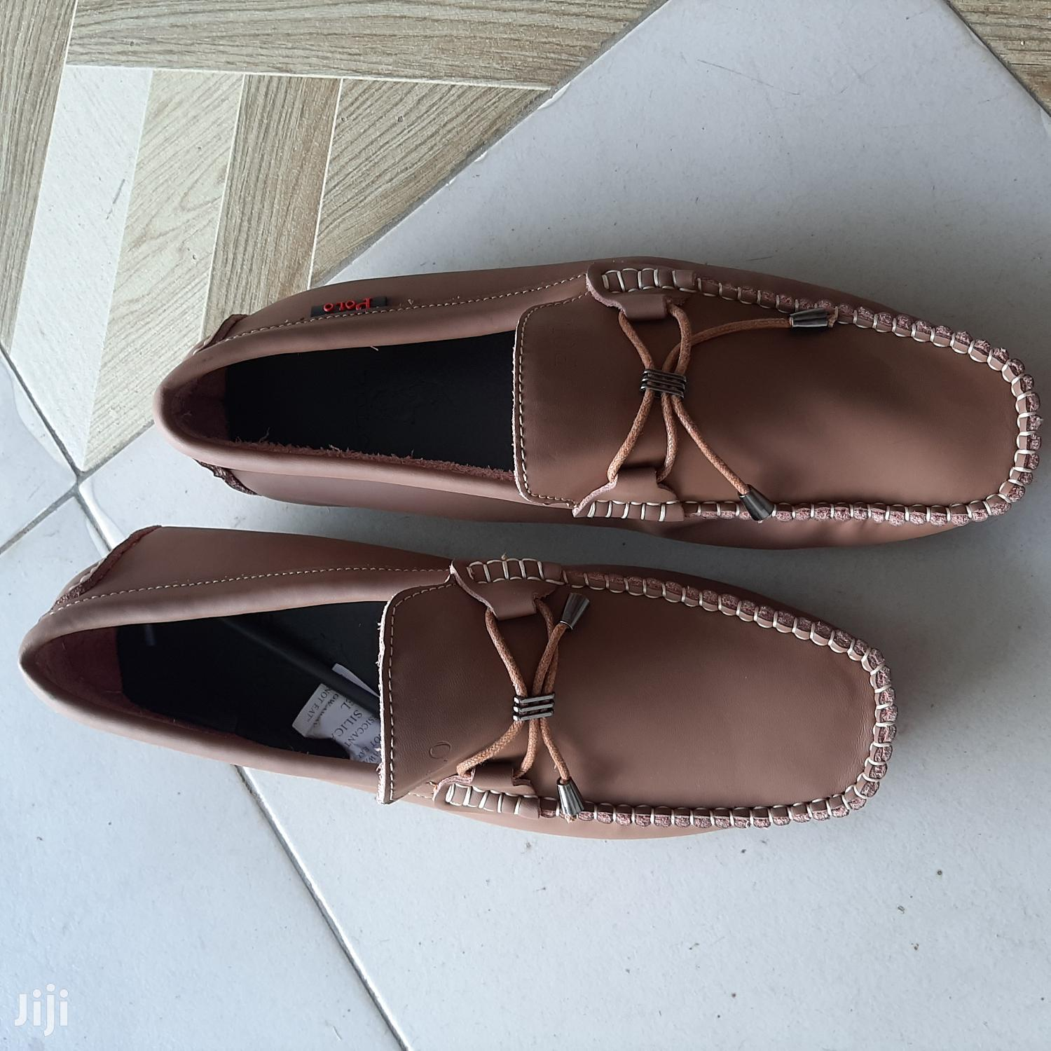 Archive: Men's Polo Brown Loafers