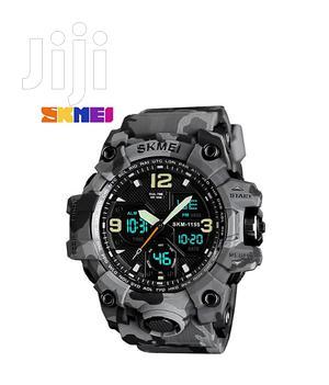 Skmei 1155B Military Sports Watches Men Quartz Analog