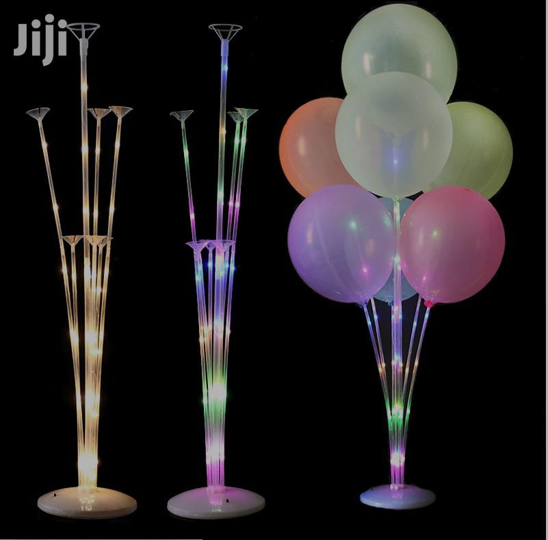 Rubber Birthday Party Decorative Balloon With Stand | Party, Catering & Event Services for sale in Ga East Municipal, Greater Accra, Ghana