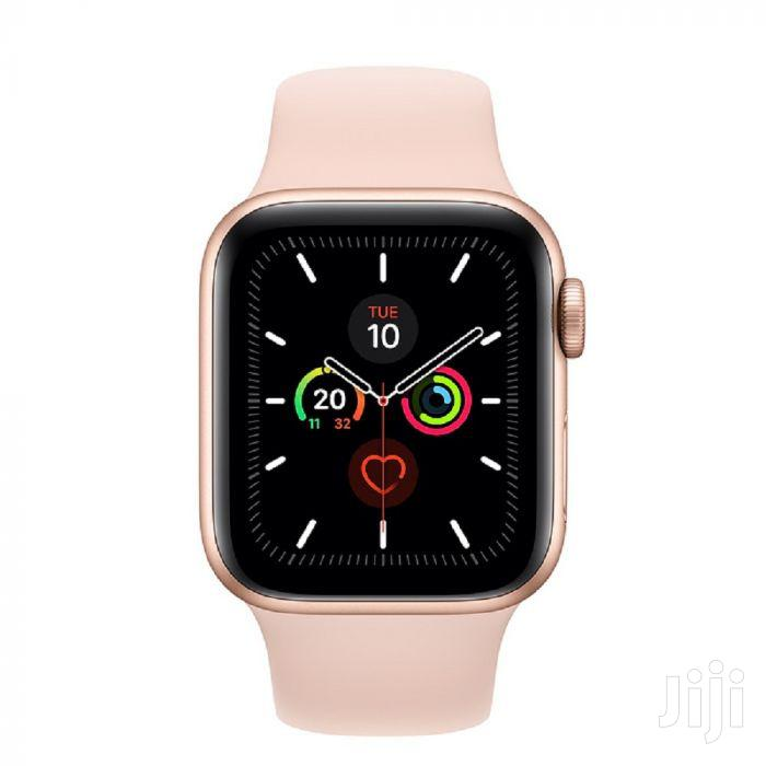 Apple Iwatch Series 5 GPS 40mm GOLD PINK SAND | Smart Watches & Trackers for sale in Darkuman, Greater Accra, Ghana