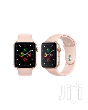 Apple Iwatch Series 5 GPS 40mm GOLD PINK SAND