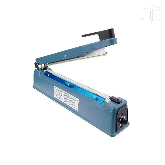 SF-300 Rubber Sealing Machine - Blue | Manufacturing Equipment for sale in Tema Metropolitan, Greater Accra, Ghana