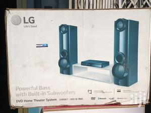 LG 600watt Home Theatre From 10gig   Audio & Music Equipment for sale in Greater Accra, Adabraka