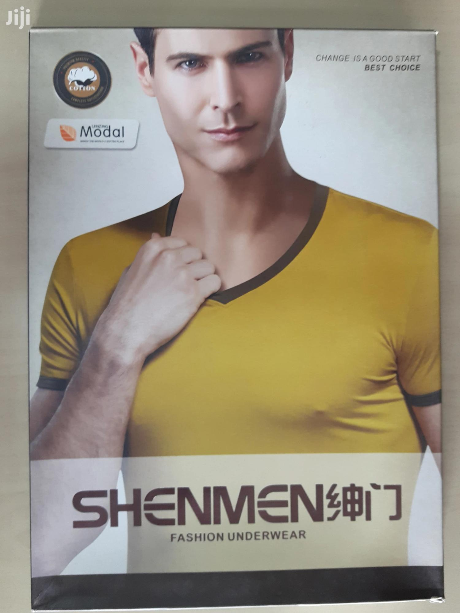 Shenmen V-neck Shirt | Clothing for sale in Accra new Town, Greater Accra, Ghana