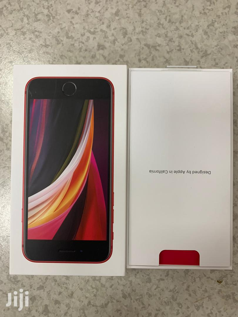 New Apple iPhone SE (2020) 64 GB Red