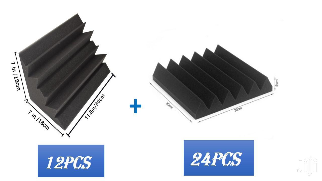 Archive: (Bundle) Studio Acoustic Foam + Bass Traps