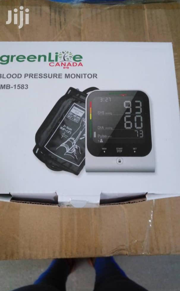 Blood Pressure Monitor ( Digital Sphygmomanometer)