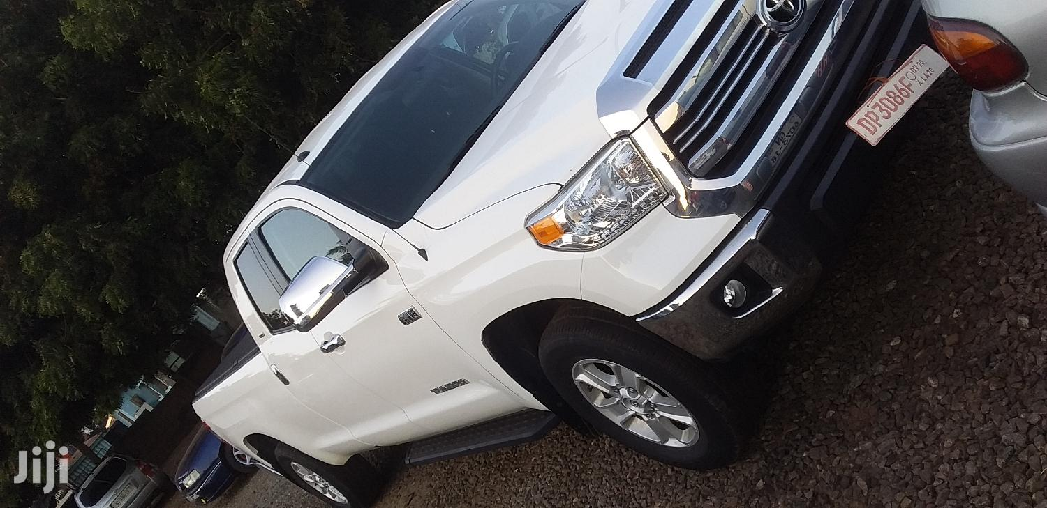 Toyota Tundra 2017 White | Cars for sale in Tema Metropolitan, Greater Accra, Ghana