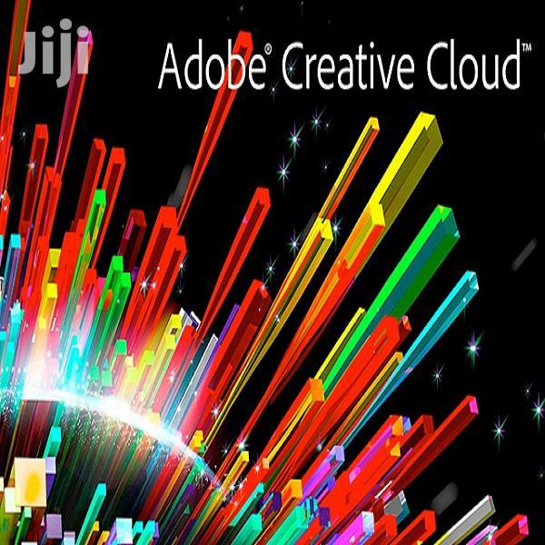 Archive: Adobe Creative Cloud 2020