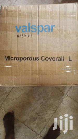 Coverall (Microporous Coverall)