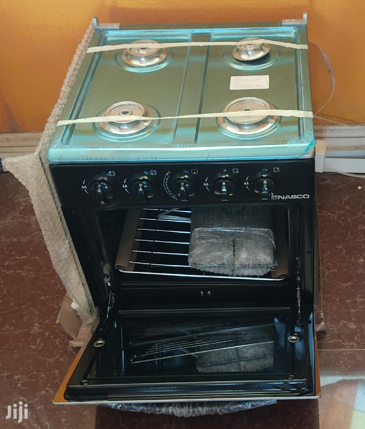 Nasco Table Gas Stove With Oven