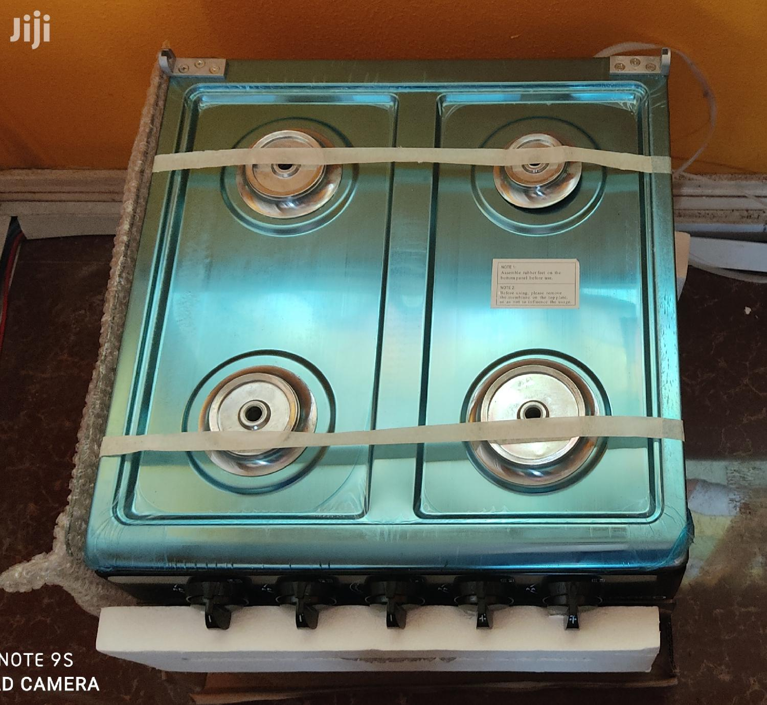 Nasco Table Gas Stove With Oven | Kitchen Appliances for sale in Dansoman, Greater Accra, Ghana