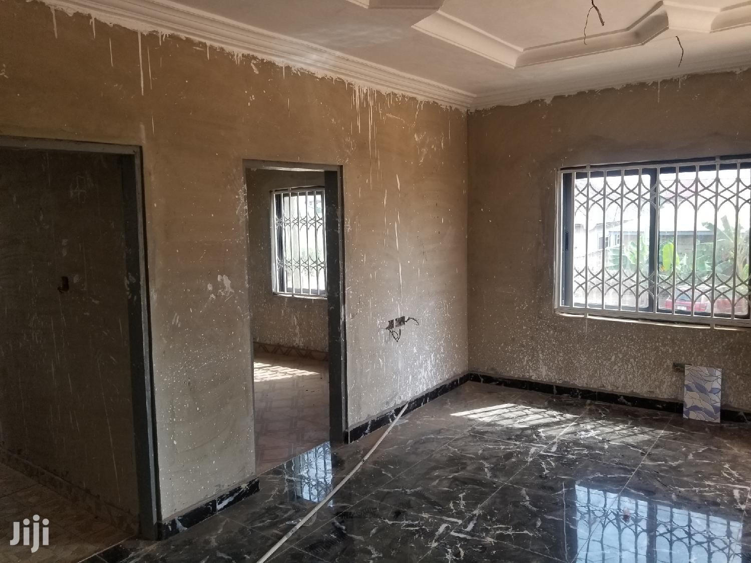 2 Bedrooms Flat Newly Built in Agric Kromoase New Site | Houses & Apartments For Rent for sale in Kumasi Metropolitan, Ashanti, Ghana