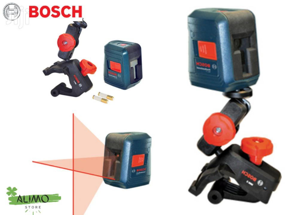 Bosch Self-Leveling Cross-Line Laser (GLL 2) | Measuring & Layout Tools for sale in Accra Metropolitan, Greater Accra, Ghana