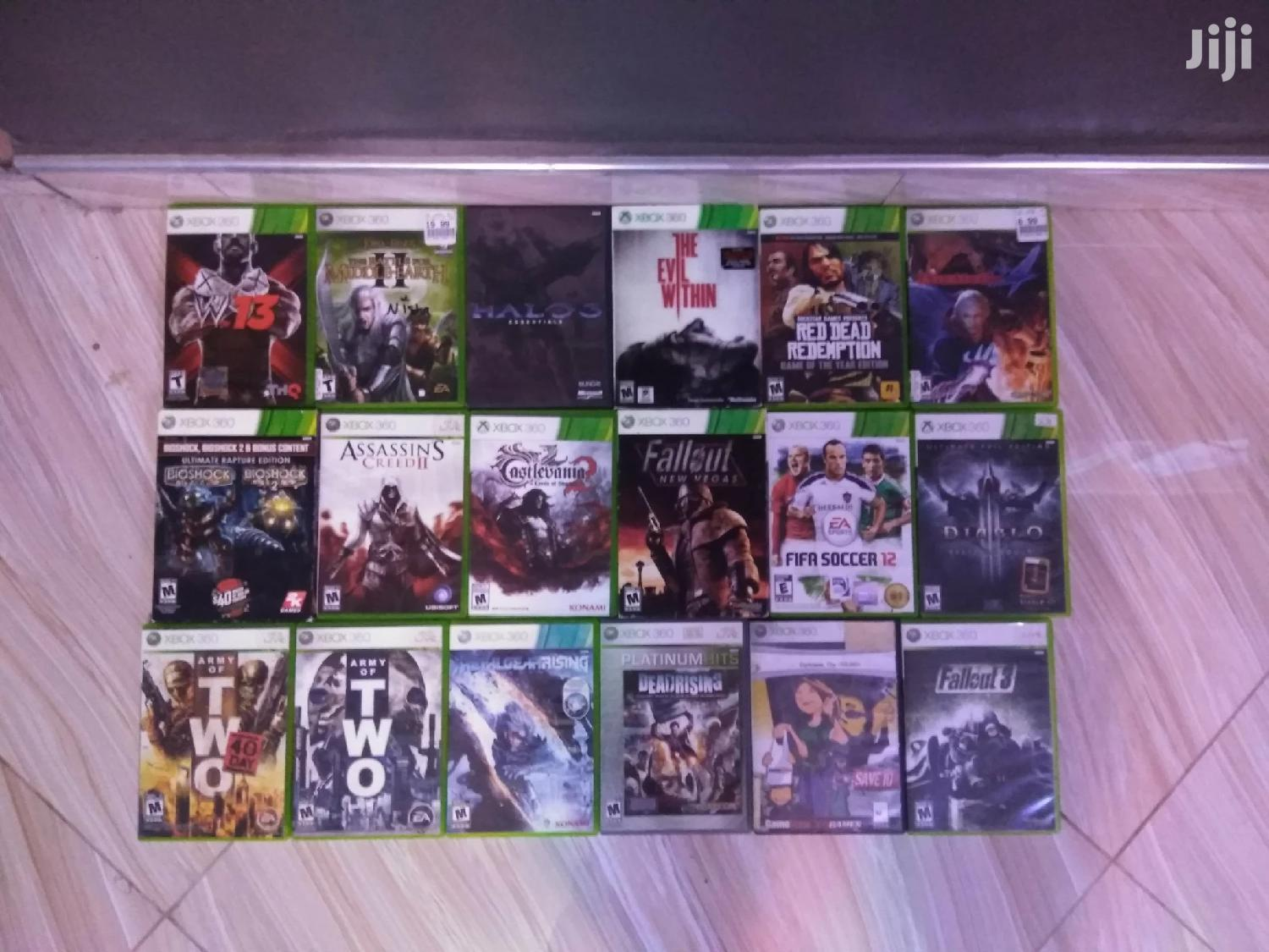 Xbox 360 Games | Video Games for sale in Kumasi Metropolitan, Ashanti, Ghana