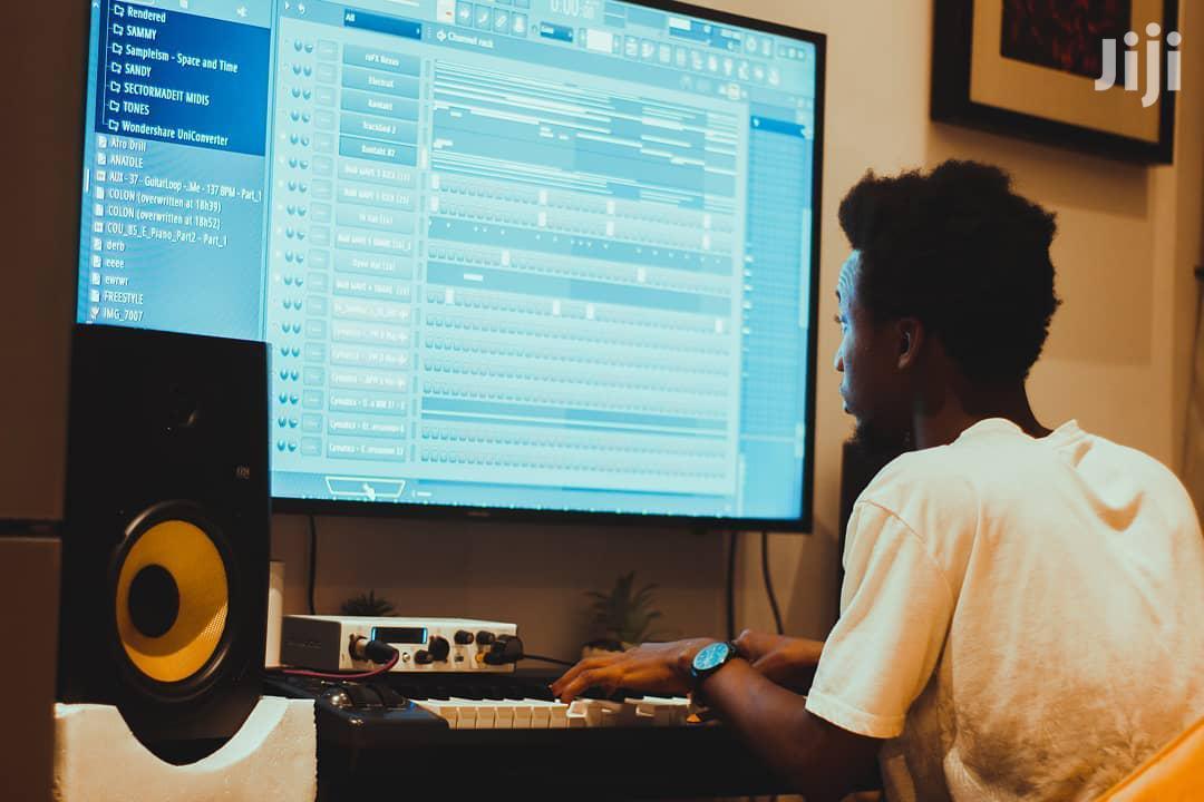Archive: Music Recording Studio