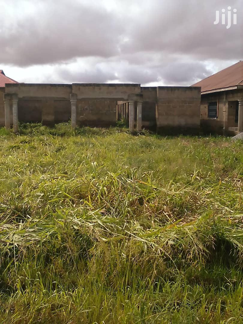 4bedroom For Sale In Abuakwa(Yaghs)