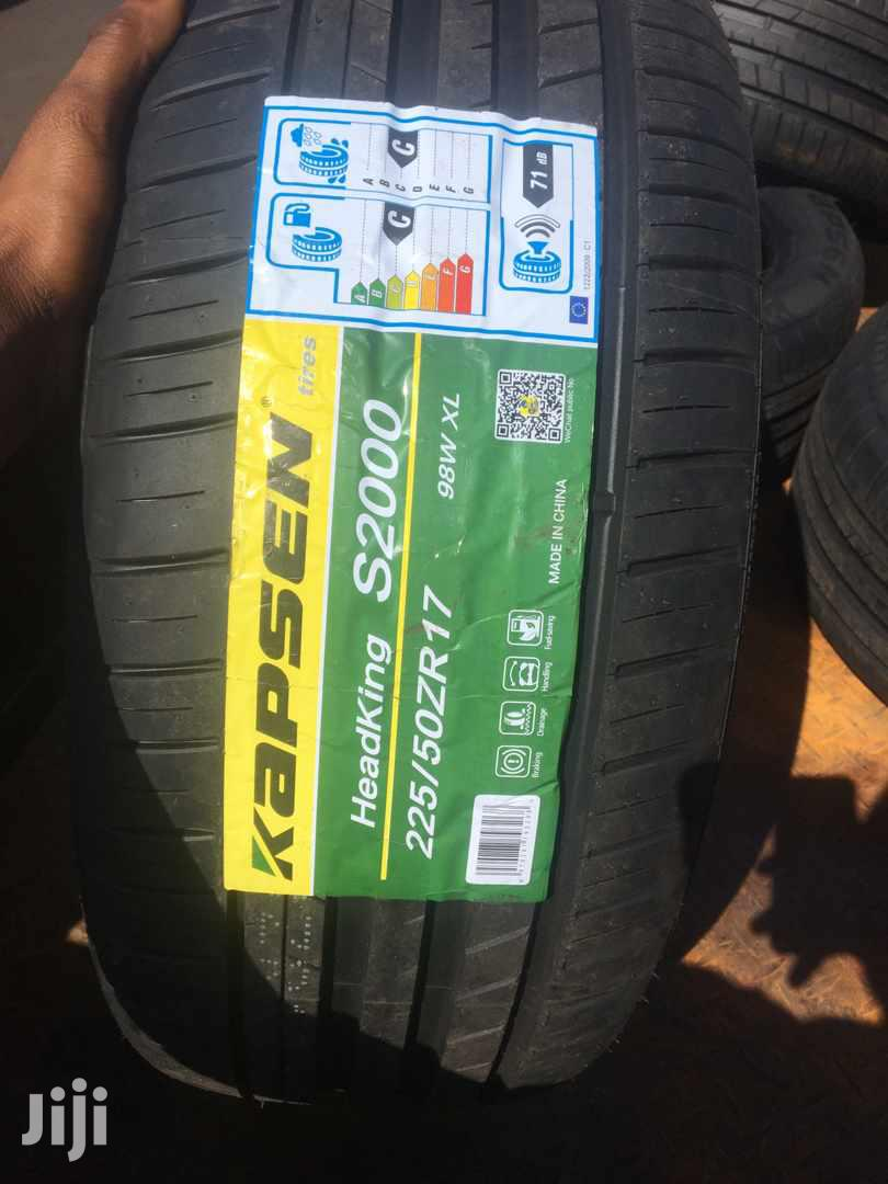 New Tyres At Affordable Price