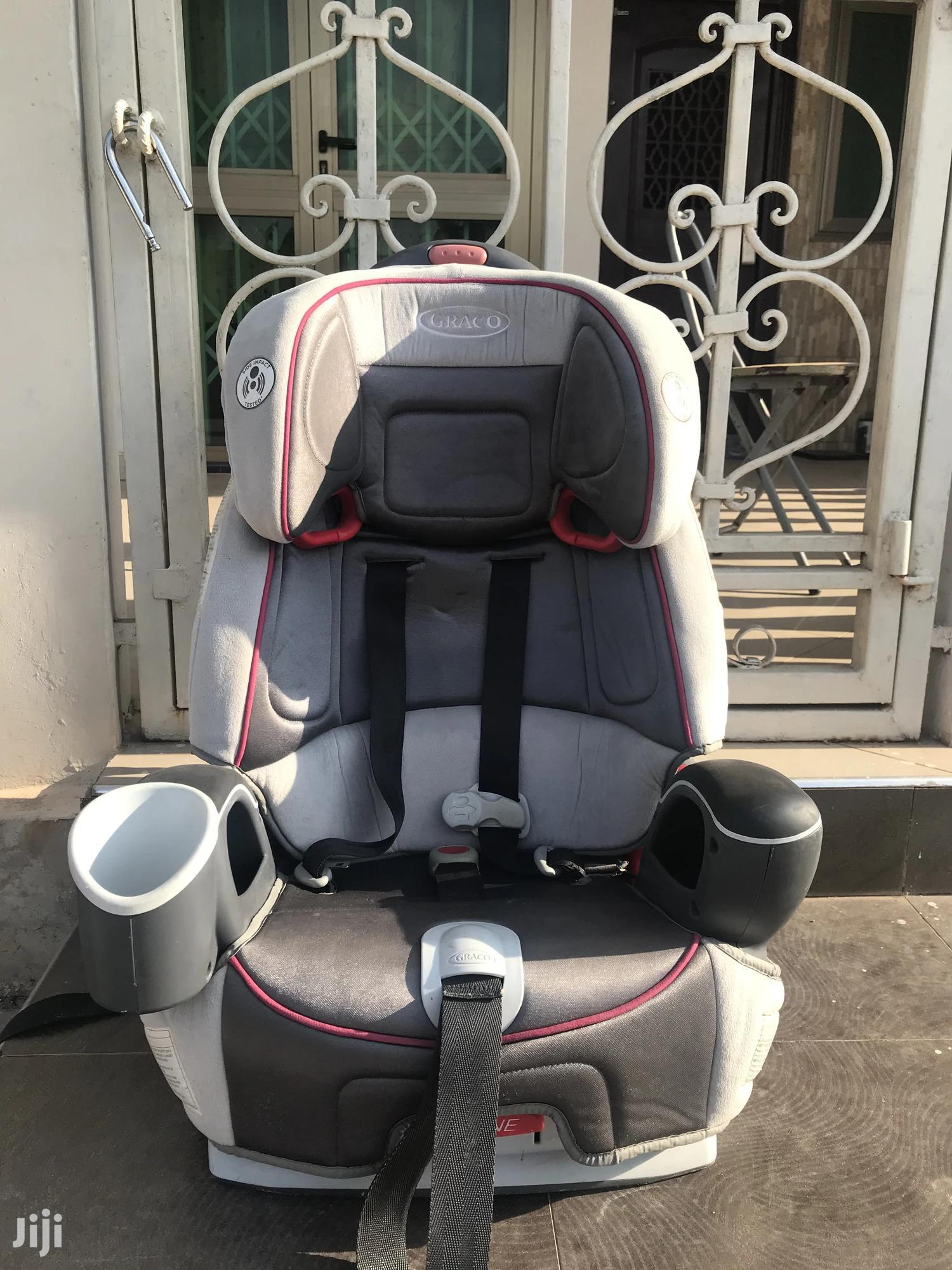Archive: Graco Car Seat