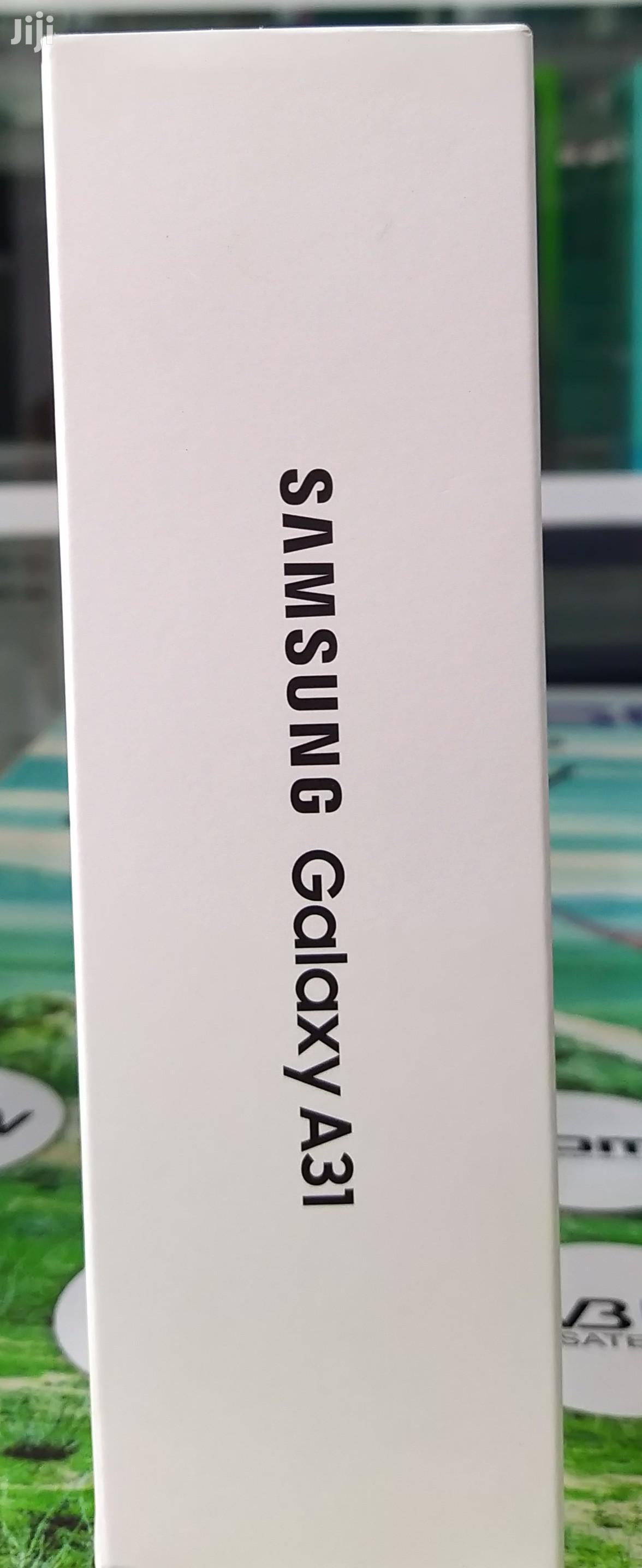 New Samsung Galaxy A31 128 GB Blue | Mobile Phones for sale in Avenor Area, Greater Accra, Ghana