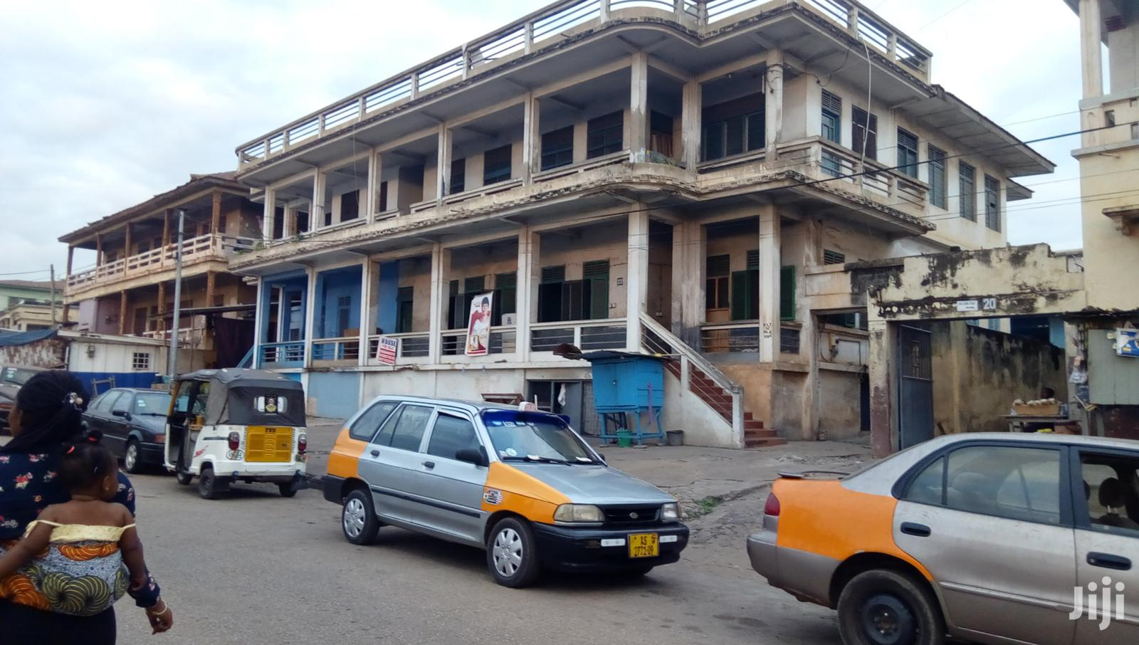 Building For Office | Commercial Property For Sale for sale in Kumasi Metropolitan, Ashanti, Ghana