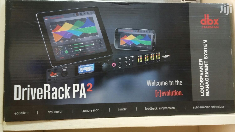 Dbx Drive Rack PA2