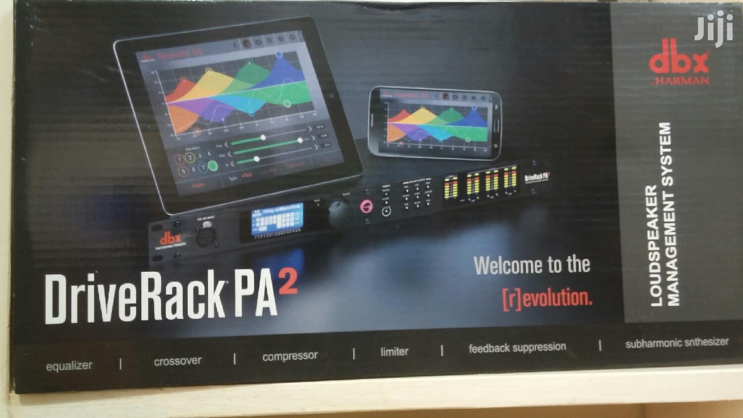 Dbx Drive Rack PA2   Audio & Music Equipment for sale in Accra Metropolitan, Greater Accra, Ghana