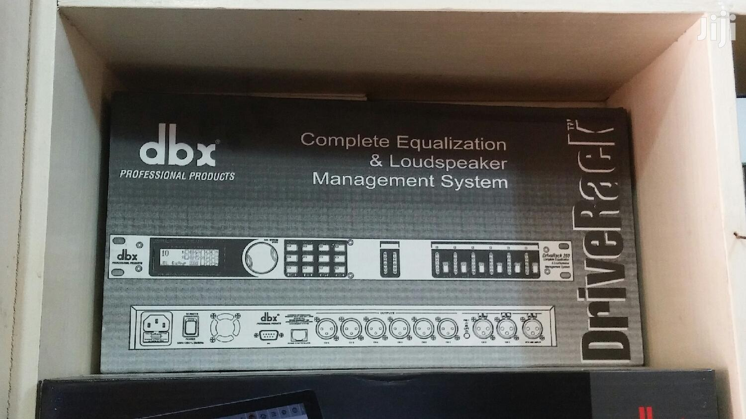 Dbx Drive Rack PA260 | Audio & Music Equipment for sale in Accra Metropolitan, Greater Accra, Ghana