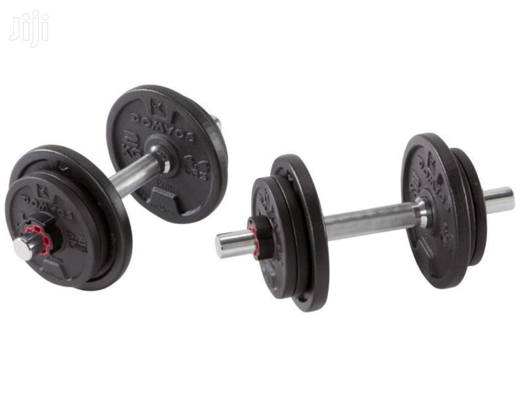 20kg Adjustable Dumbbell/Dumbells