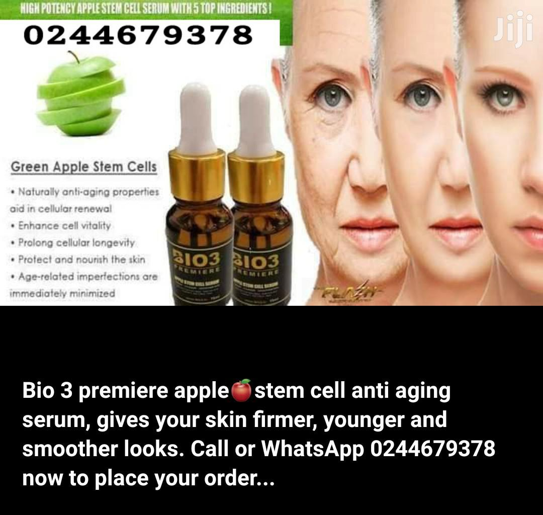 Bio 3 Premiere Apple Stem Cell Anti Aging Serum | Skin Care for sale in East Legon, Greater Accra, Ghana