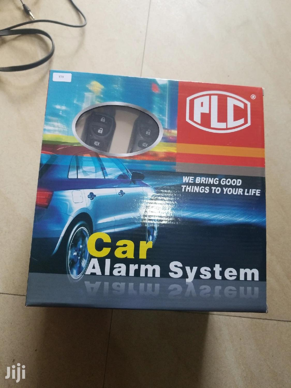 PLC Car System Alarm | Vehicle Parts & Accessories for sale in Abossey Okai, Greater Accra, Ghana