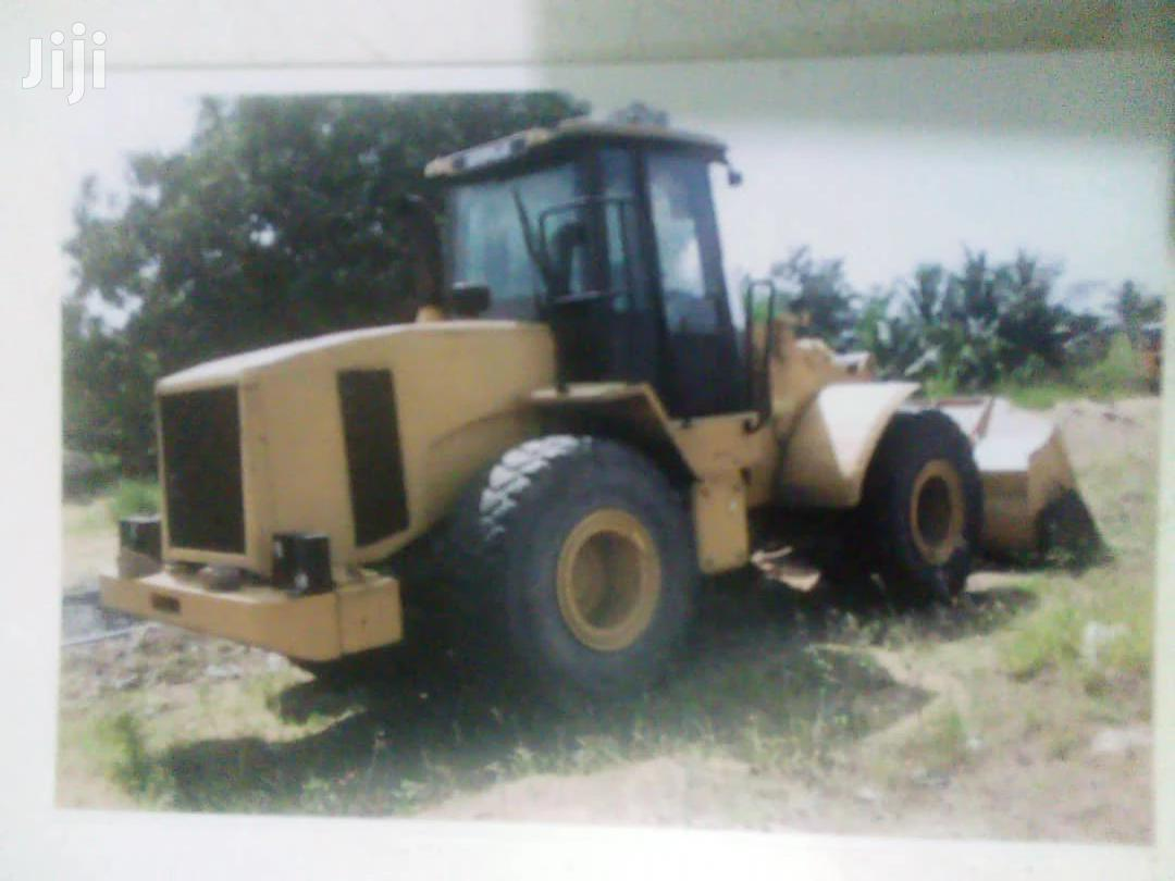 Archive: Cat 950G Payloader