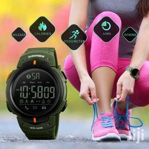 Waterproof Sport/Fitness Tracking Smart Watch