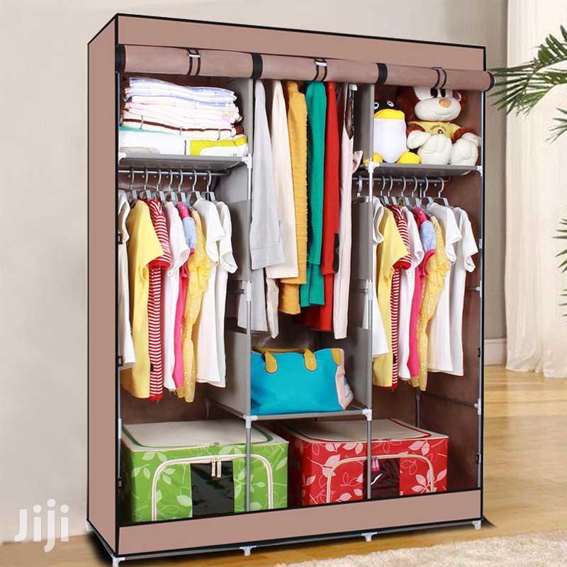 JC Power 3 In 1 Portable Wardrobe | Furniture for sale in Accra Metropolitan, Greater Accra, Ghana