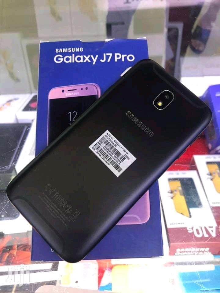 Archive: New Samsung Galaxy J7 Pro 32 GB Black