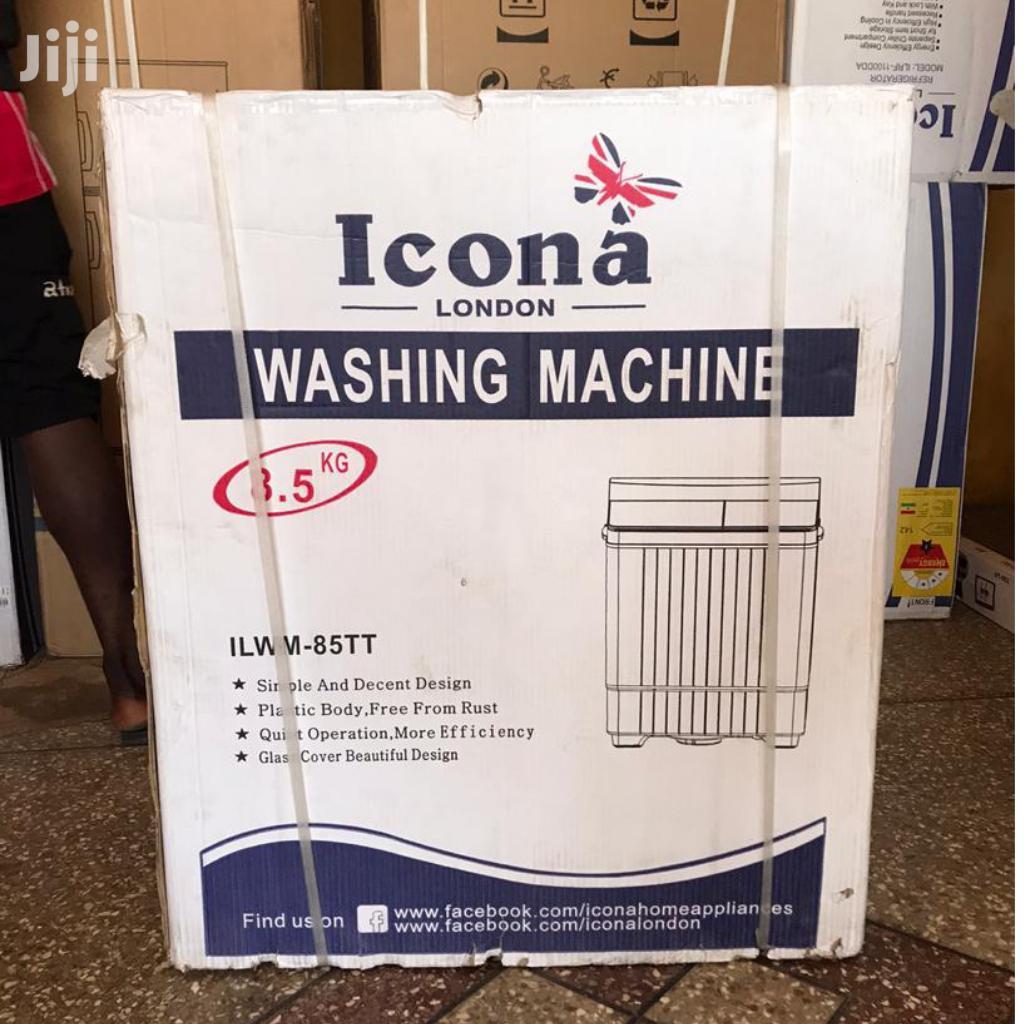 Archive: Icona 8.5kg Twin Tub Washing Machine