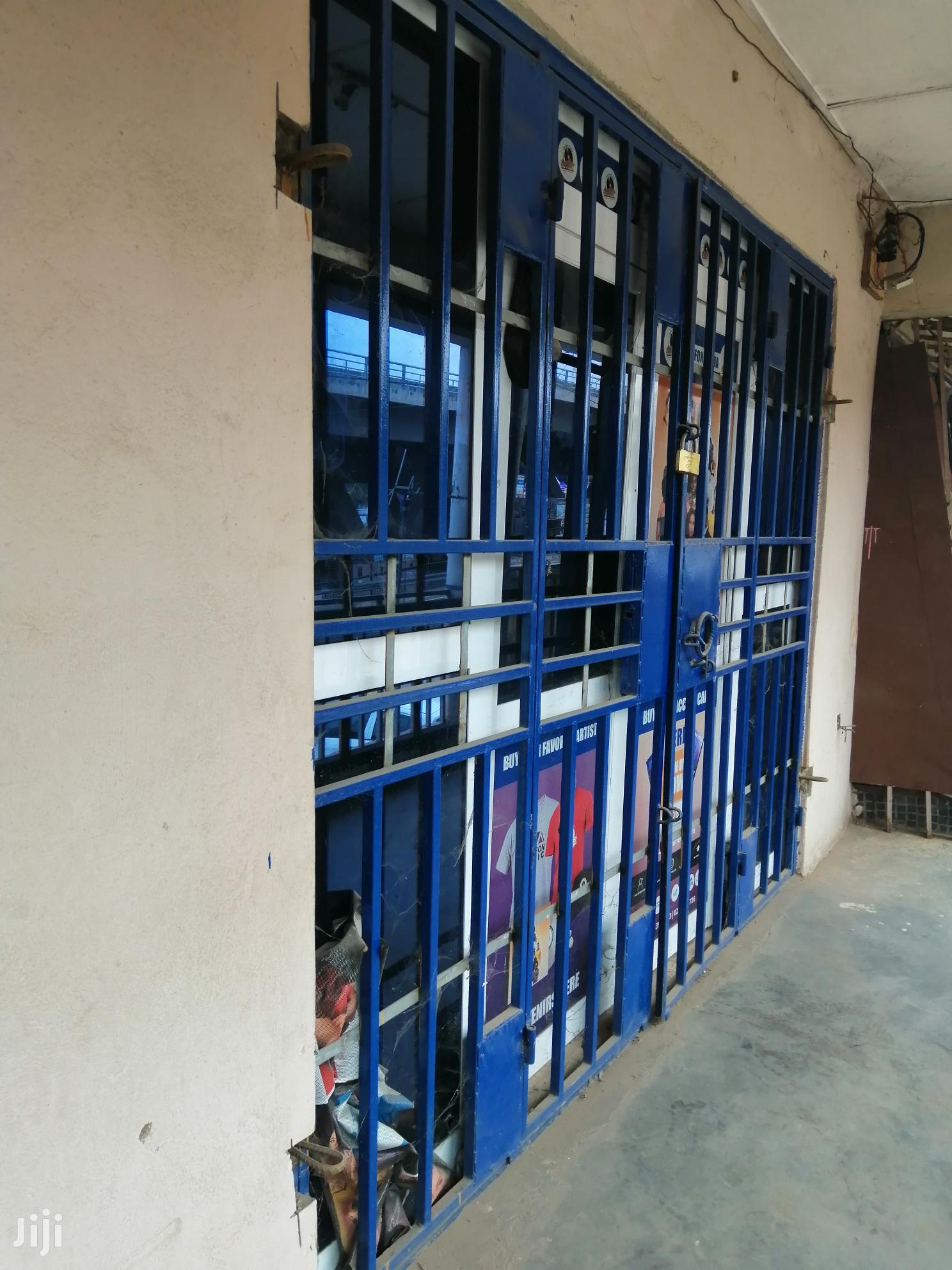 Archive: Shop to Let at Mile 7 Junction