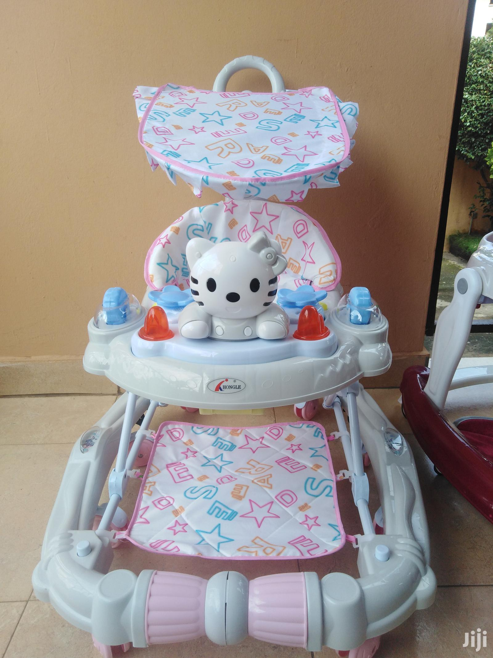 Archive: Baby Walker Promotion