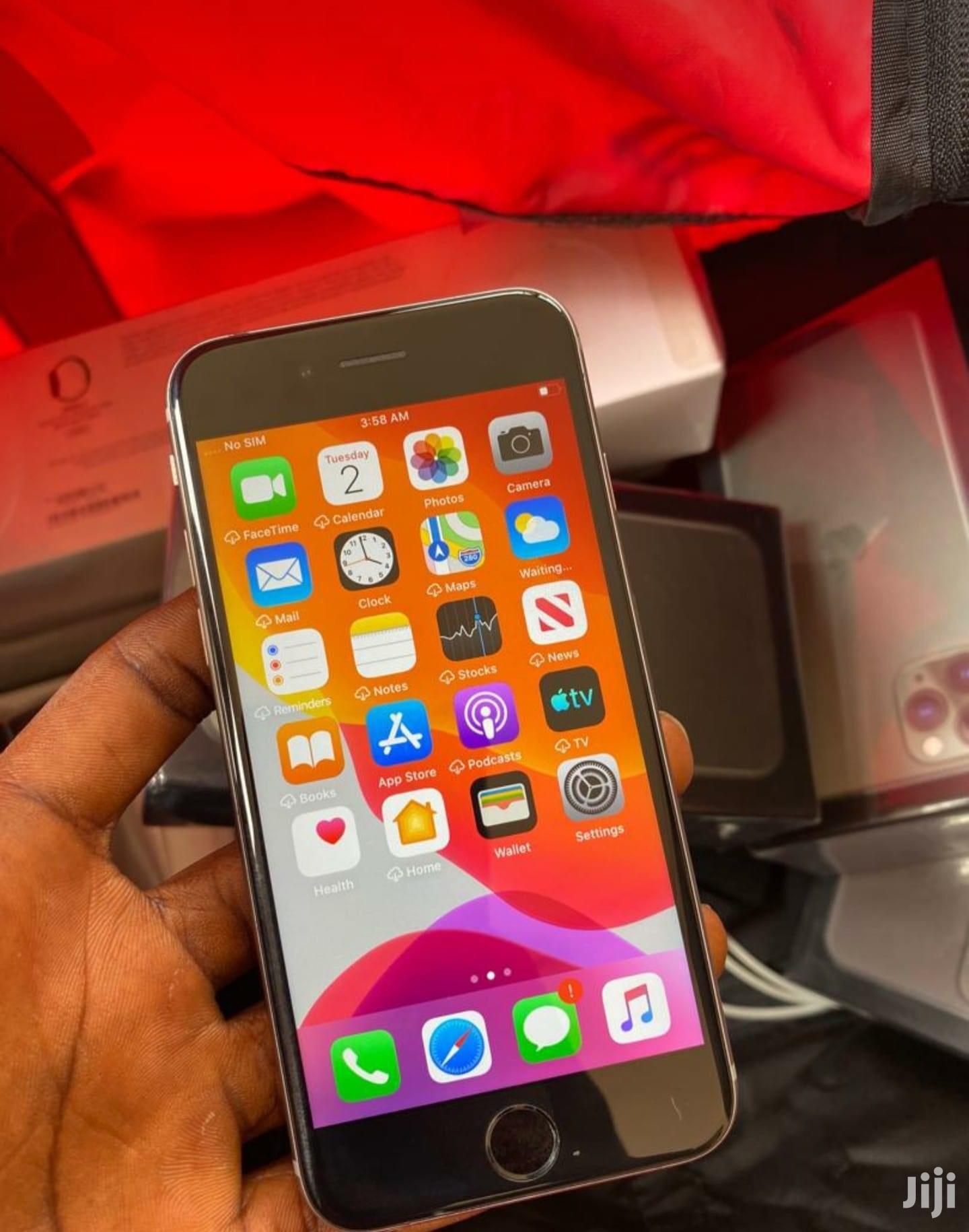 Archive: New Apple iPhone 6s 64 GB Gray