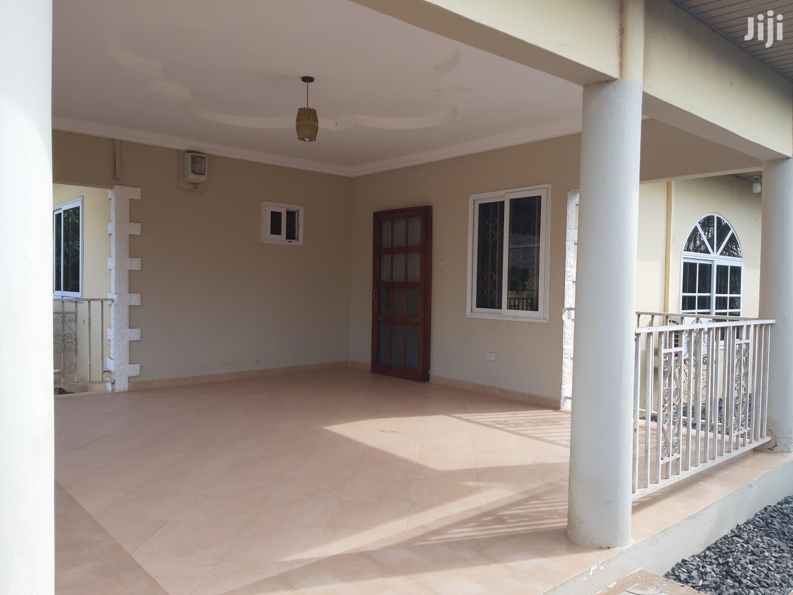Archive: 3 Bederoom Furnished House For Rent At Prampram