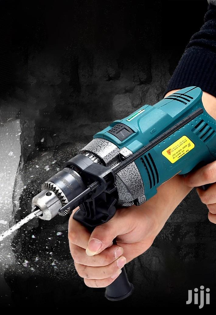 Electric Corded Drill Kit