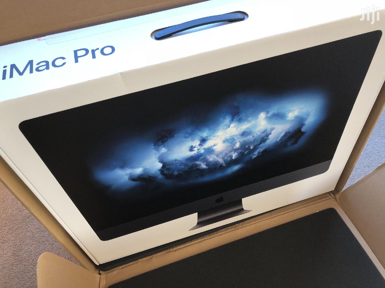 New Desktop Computer Apple iMac Pro 32GB Intel Xeon SSD 1T | Laptops & Computers for sale in Kokomlemle, Greater Accra, Ghana