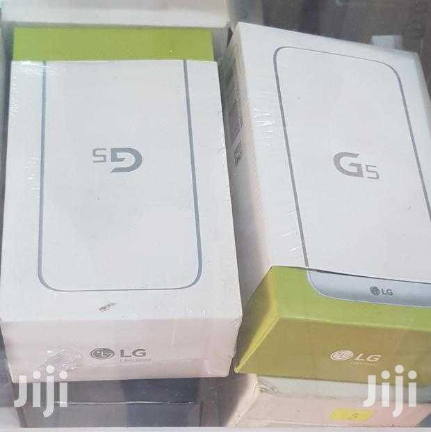 Archive: New LG G5 32 GB